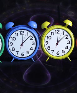Multiplying Clocks by Tora Magic- Trick