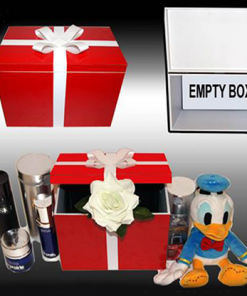 Surprise Gift Box by Tora Magic - Trick