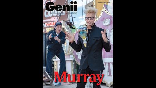 Genii Magazine February 2020 - Book