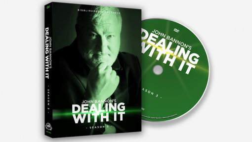 Dealing With It Season 3 by John Bannon - DVD