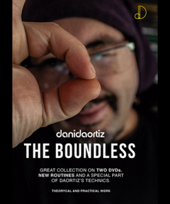 The Boundless by Dani DaOrtiz  - DVD