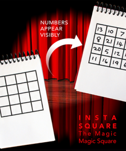 Insta Square (Gimmicks and Online Instructions) by Martin Lewis - Trick