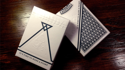 Agenda Classic Edition Playing Cards