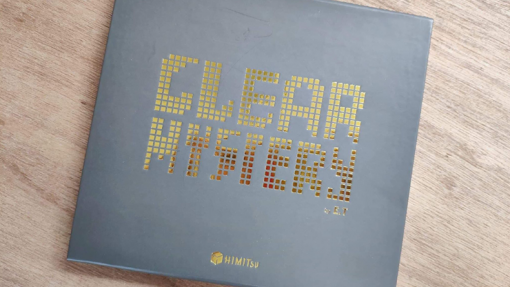 CLEAR MYSTERY by Himitsu Magic - Trick