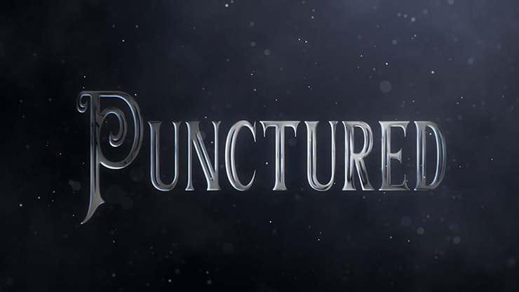 Vortex Magic Presents Punctured by Eric Bedard - Trick