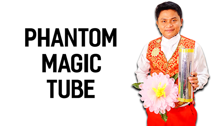 Phantom Tube (Hinged) by 7 MAGIC - Trick
