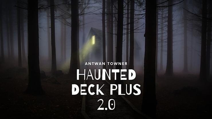 Haunted Deck Plus 2.0 by Antwan Towner video DOWNLOAD