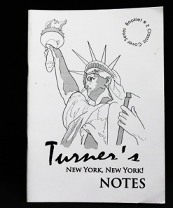 Turner's New York