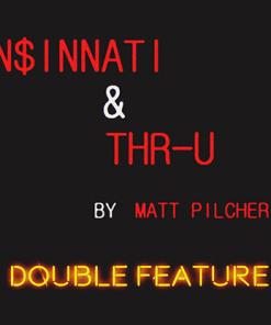 Matt Pilcher's Double Feature video  DOWNLOAD