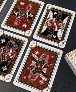 Grandmasters Casino (Standard Edition) Playing Cards by HandLordz