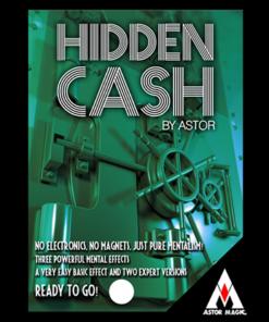 HIDDEN CASH (JYEN) by Astor - Trick