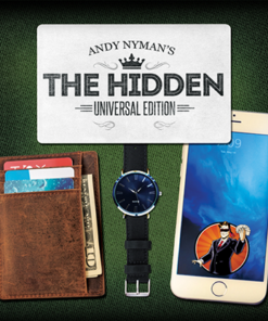 Hidden Universal (Gimmicks and Online Instructions) by Andy Nyman - Trick