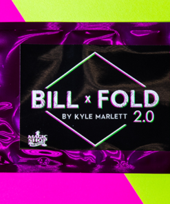 BILLFOLD 2.0 (Pre-made Gimmicks and Online Instructions) by Kyle Marlett  - Trick