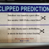 CLIPPED PREDICTION (PO Box/Medic) by Uday - Trick