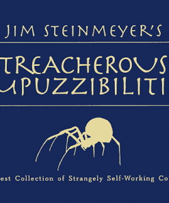 Treacherous Impuzzibilities by Jim Steinmeyer - Book