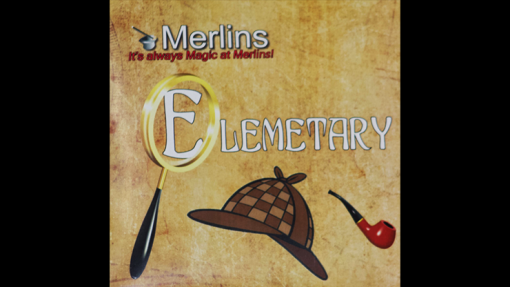 ELEMENTARY by Merlins - Trick