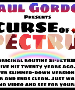 The Curse of Spectrum by Paul Gordon -Trick