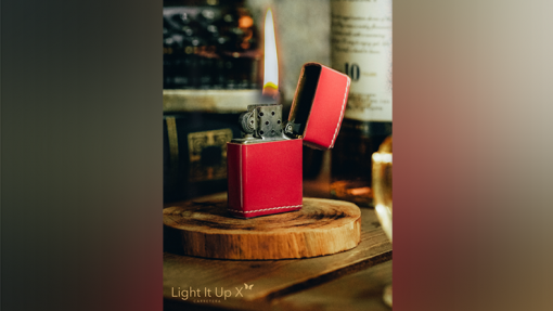 Limited Edition Light It Up Scarlet Shine Edition (Gimmicks