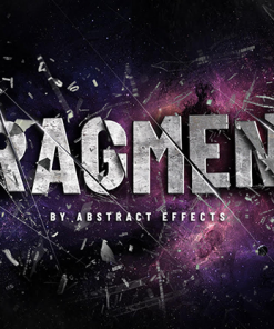Fragment (Gimmicks and Online Instructions) by Abstract Effects - Trick