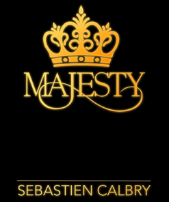 MAJESTY Red (Gimmick and Online Instructions) by Sebastien Calbry - Trick