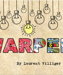 WARPER Red by Laurent Villiger - Trick