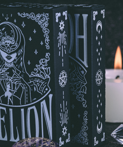 Silence Playing Cards