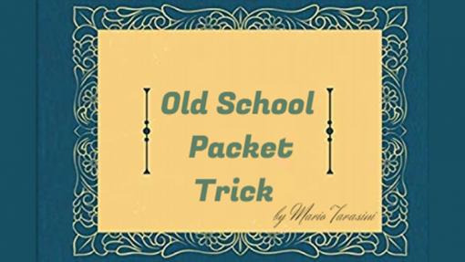 Old School Packet Trick by Mario Tarasini video DOWNLOAD