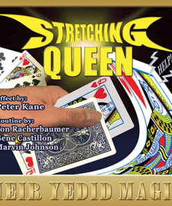 The Stretching Queen (Gimmicks and Online Instruction) by Peter Kane
