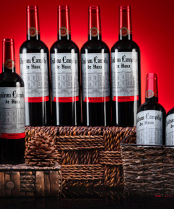 Hamilton Multiplying Wine Bottles by Tora Magic - Trick