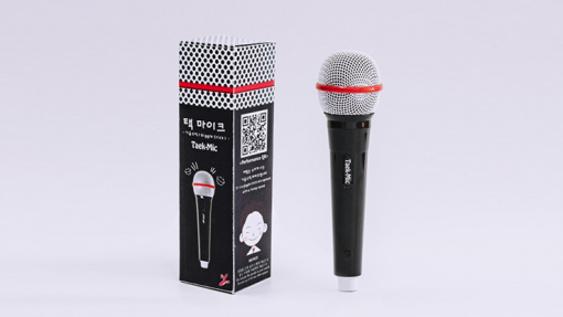 Microphone (Giggle Stick) by JL Magic - Trick