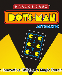DOTS MAN AUTOMATIC by Marcos Cruz - Trick
