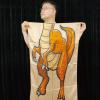 Character Silk (Dinosaur) 35 X 43  by JL Magic - Trick