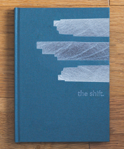 Studio52 presents The Shift Vol 3 by Ben Earl - Book