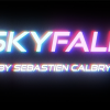 SKY FALL RED by Sebastien Calbry - Trick