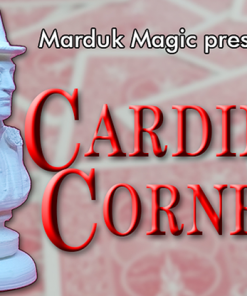 CARDINI'S CORNER by Quique Marduk and Juan Pablo Ibanez - Trick
