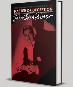 Master Of Deception by John Ivan Palmer - Book