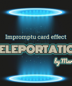 Teleportation by Mario Tarasini video DOWNLOAD
