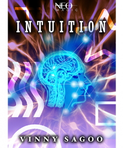 Intuition (Gimmicks and Online Instructions) by Vinny Sagoo - Trick