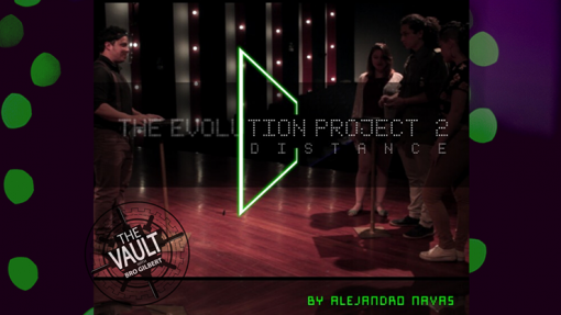 The Vault- The Evolution Project 2 Distance by Alejandro Navas