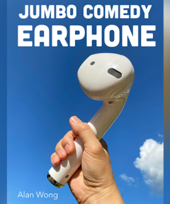 JUMBO COMEDY HEADPHONE by Alan Wong - Trick