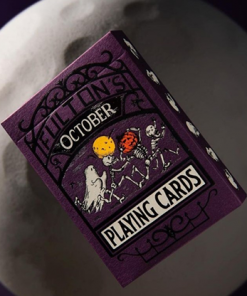 October Fulton's Playing Cards by Art of Play