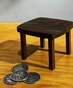 Mini Wood Table by JL Magic - Trick
