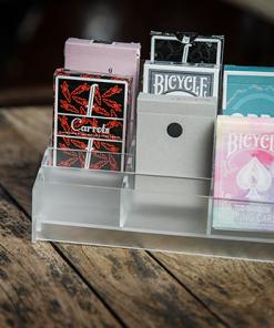 Acrylic (Small - 18 Decks) Playing Card Display by TCC
