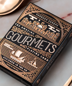 Gourmet Playing Cards by Riffle Shuffle