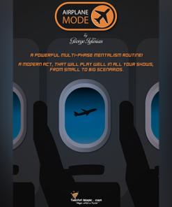 AIRPLANE MODE by George Iglesias & Twister Magic - Trick