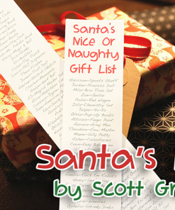Santa's List by Scott Green - Trick