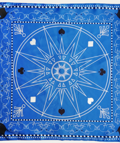 Devil's Bandana (Blue) by Lee Alex - Trick