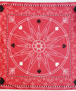 Devil's Bandana (Red) by Lee Alex - Trick