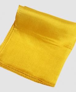 "Rice Spectrum Silk 12"" (Yellow) by Silk King Studios - Trick"