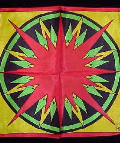 "Rice Symphony Silk 18"" (Starlight) by Silk King Studios - Trick"